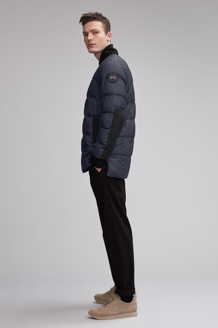 Men's Harbord Down Jacket Black Label