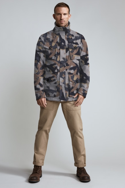 Stanhope Jacket Print