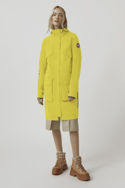 女士 Seaboard 防雨夹克