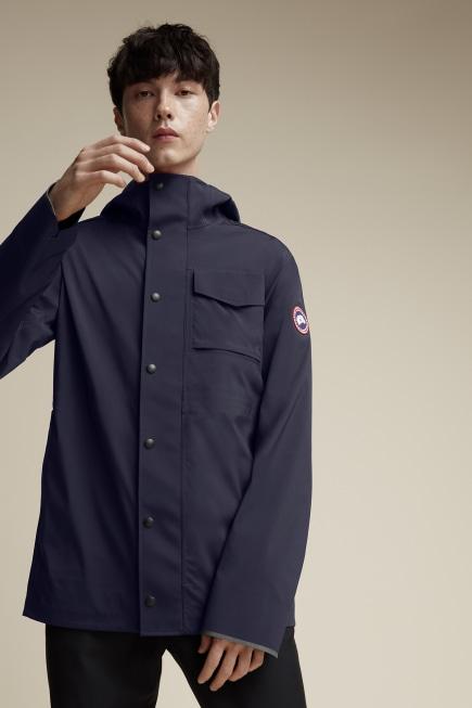 Men's Nanaimo Rain Jacket Fusion Fit