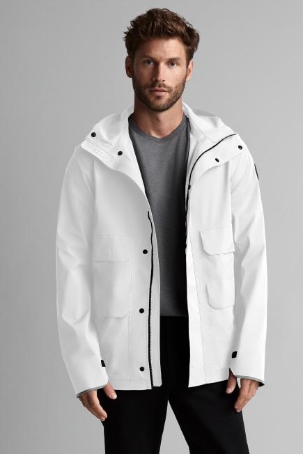 Men's Meaford Rain Jacket Black Label
