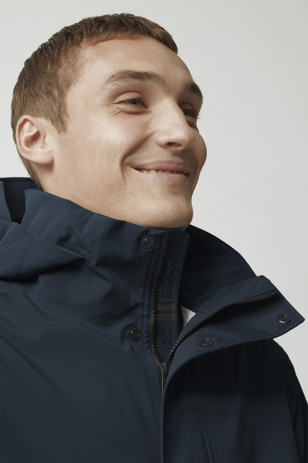 Men's Meaford Rain Jacket Black Label