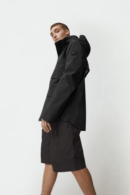 男士 Meaford 黑标防雨夹克
