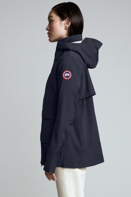 女士 Pacifica 防雨夹克