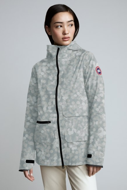 Women's Pacifica Rain Jacket Print