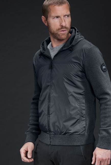 Manteau À Capuchon WindBridge Black Label