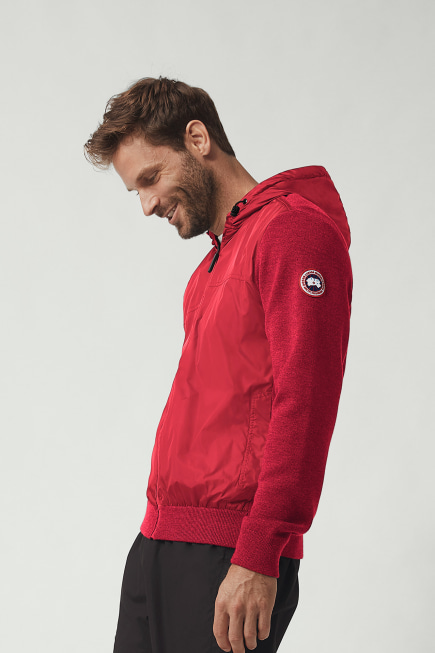 Blouson à capuche WindBridge