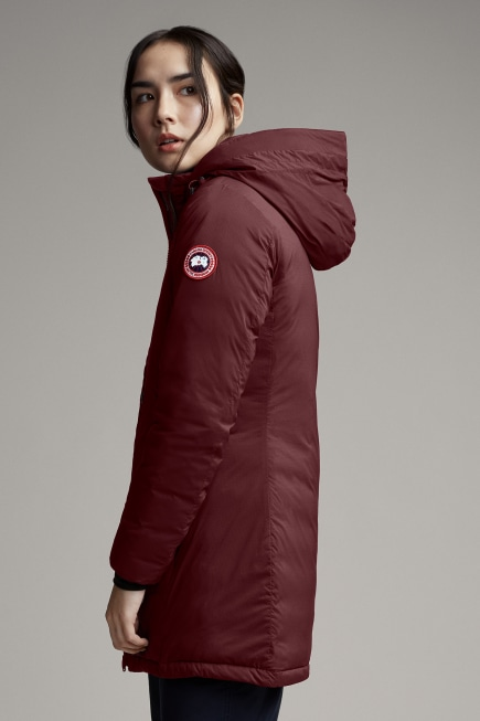 Camp Hooded Jacket Matte Finish