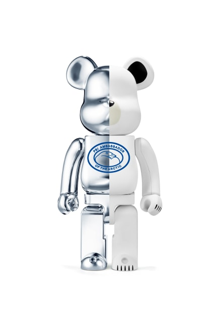 BE@RBRICK Canada Goose Polar Bears International 1000%