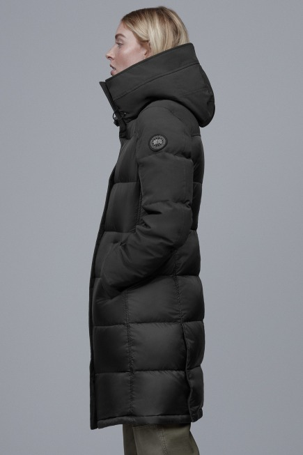 Rowley Parka Black Label