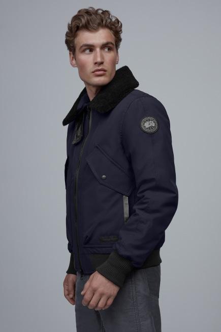 Men's Bromley Black Label Bomber Jacket