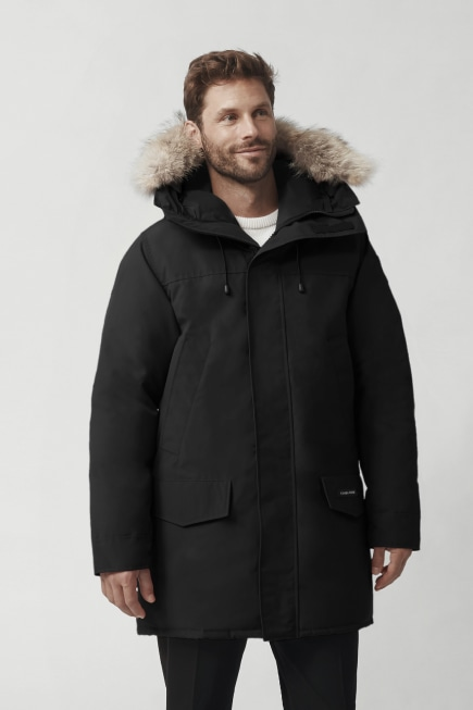 Parka Langford Black Label