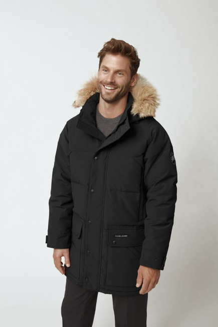 Parka Emory Black Label