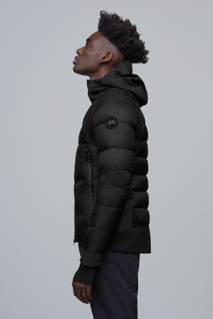 Mens's HyBridge Sutton Parka Black Label