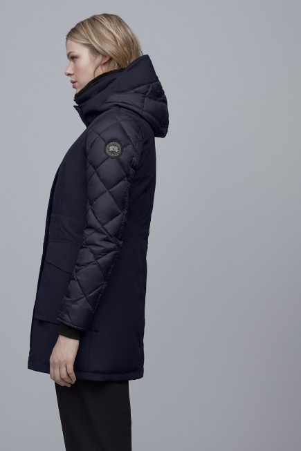 Elwin Parka Black Label