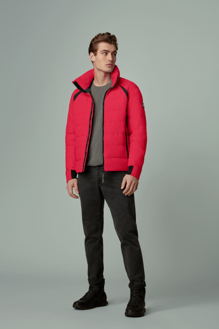 Men's Hybridge Base Jacket Matte Finish