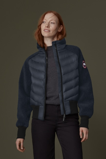 Manteau en molleton HyBridge