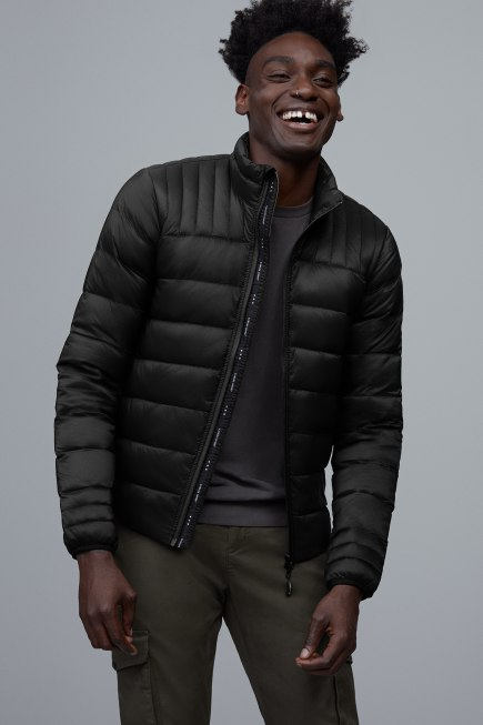 Men's Brookvale Down Jacket Black Label