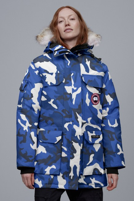 Imprimé Parka Expedition PBI