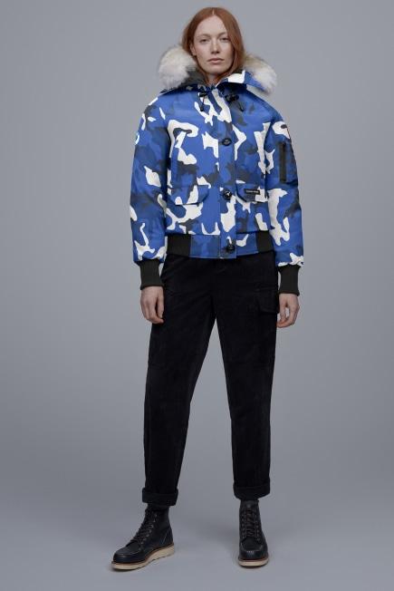 Women's PBI Chilliwack Bomber Jacket Print