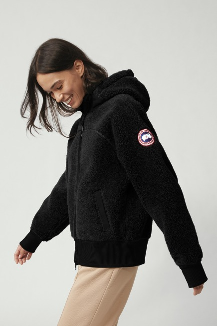 Simcoe Oversized Fleece Hoody