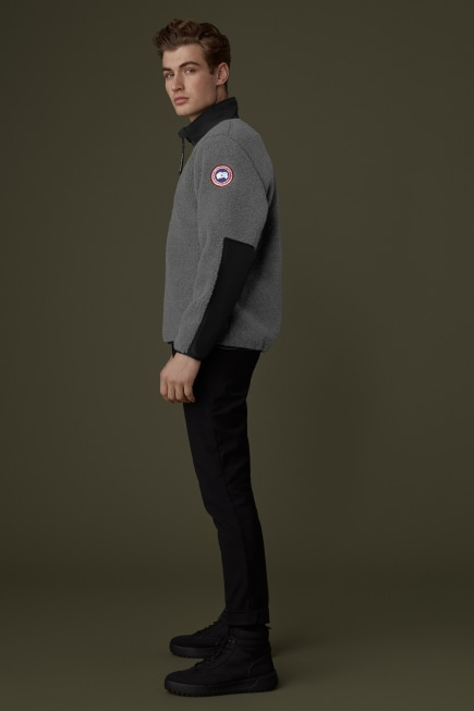 Renfrew Fleece Pullover