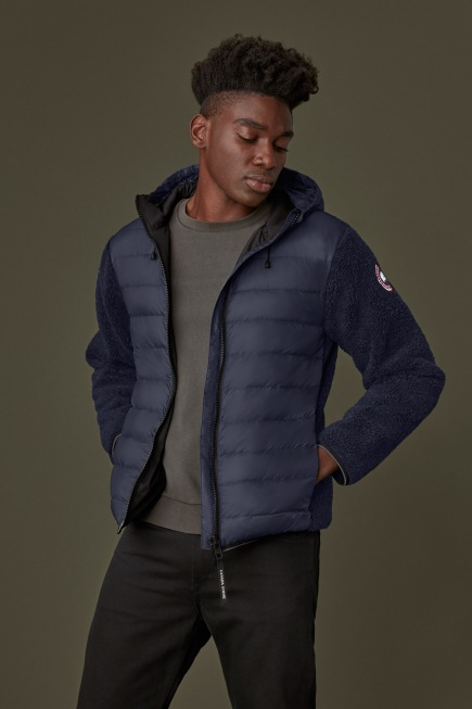 HyBridge Fleece Hoody