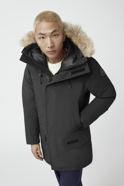 Langford Parka Black Label Fusion Fit