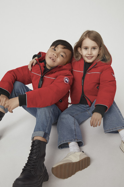 Grizzly Kinder-Bomberjacke