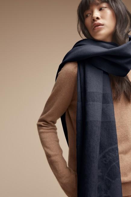 女士毛毯式围巾