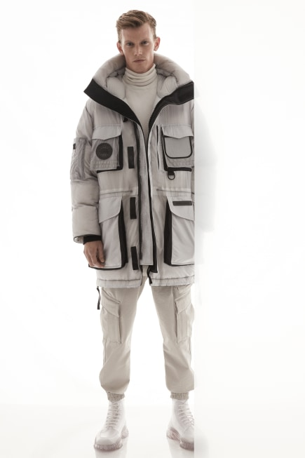 Parka Snow Mantra - X-Ray