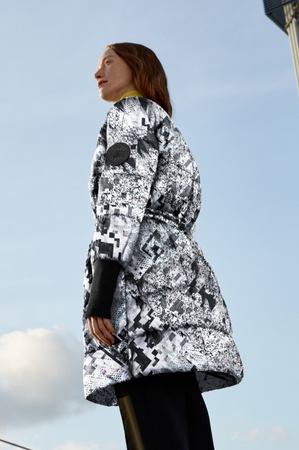 Women's Metron Jacket Print