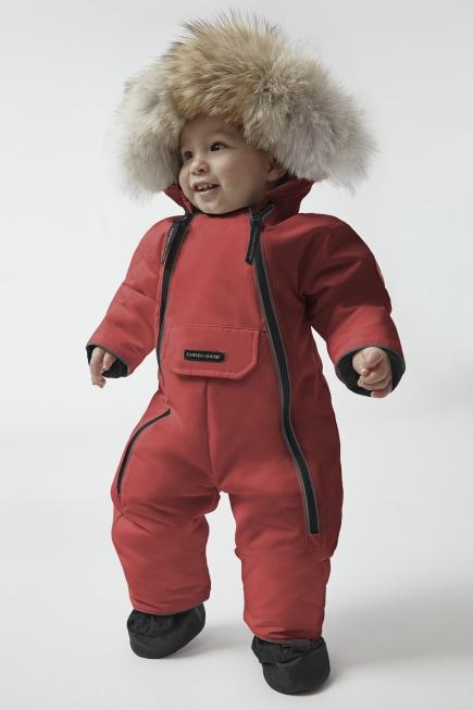 Baby Lamb Snowsuit