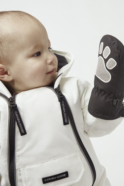 Baby Paw Down Mitts