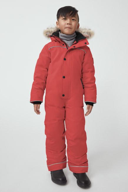 Combinaison de neige pour enfants Grizzly