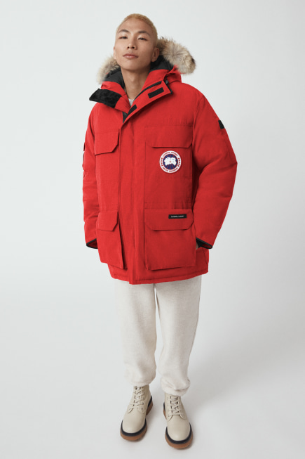 Parka Expedition Coupe Fusion