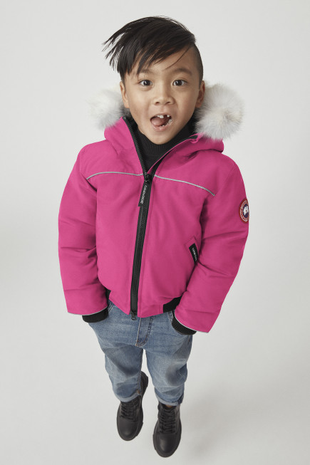 Grizzly 儿童飞行员夹克