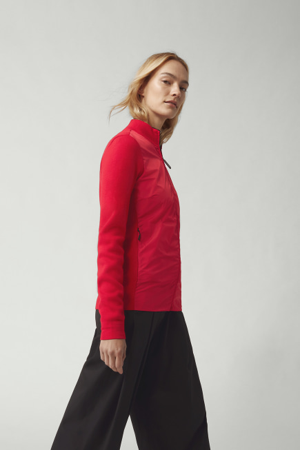 WindBridge Full Zip Sweater