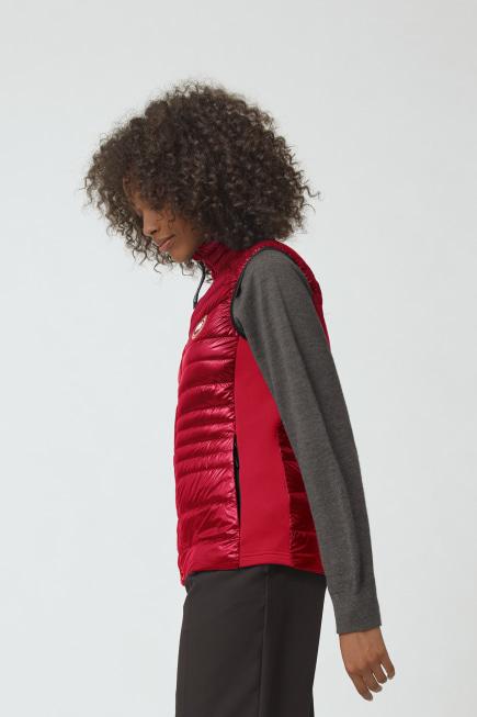 Women's Hybridge Lite Tech Down Vest