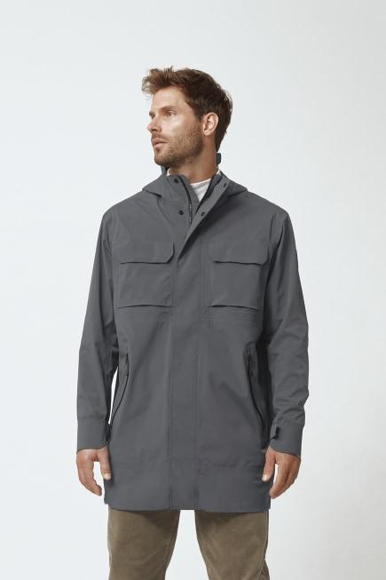 Men's Wascana Rain Jacket Black Label