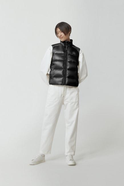 Women's Cypress Down Vest Black Label