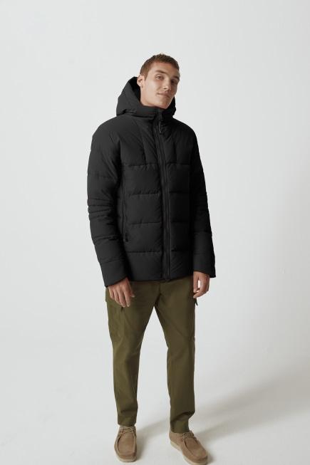 Men's HyBridge Down Coat