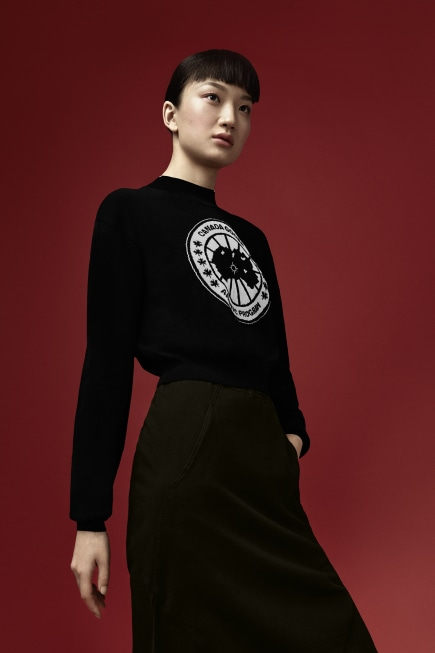 Women's Logo Sweater For Angel Chen