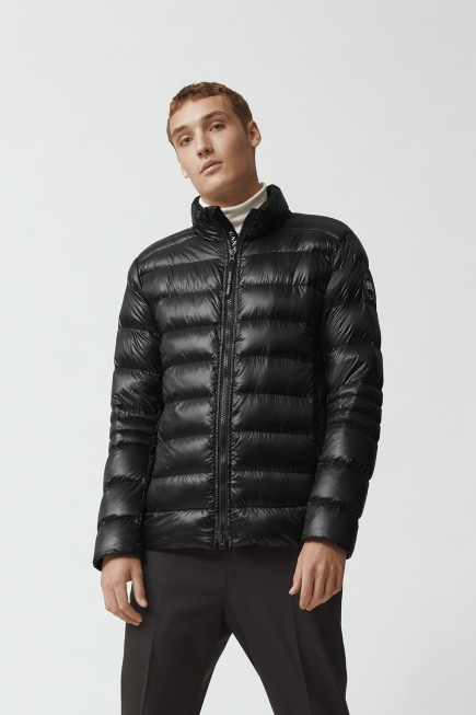 Men's Crofton Down Jacket Black Label