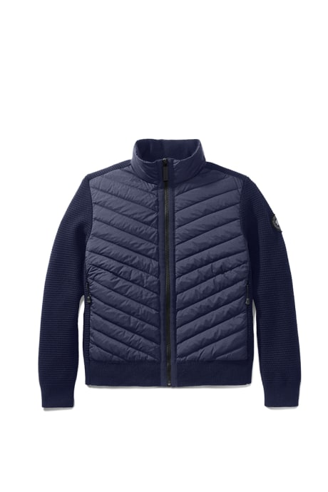 Shop the women's HyBridge® Knit Jacket Black Label