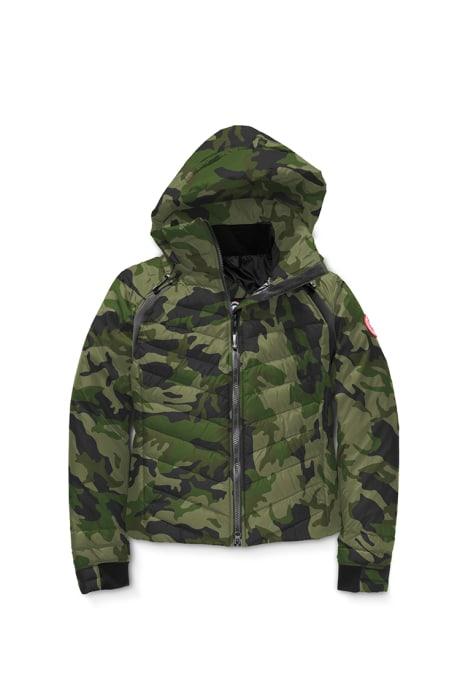 Shop the women's HyBridge® Base Jacket Print