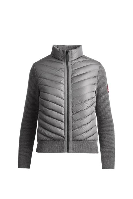 Découvrez la veste en tricot Hybridge® pour femmes