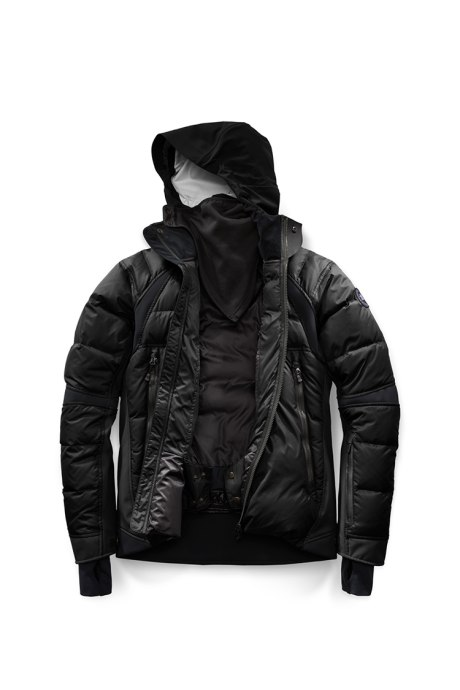Shop the men's HyBridge® Sutton Parka Black Label