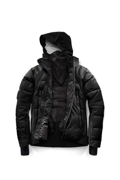 Découvrez la parka HyBridge® Sutton Black Label pour hommes