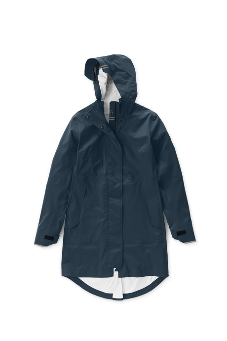 Shop the WOMEN'S SALIDA RAIN JACKET BLACK LABEL
